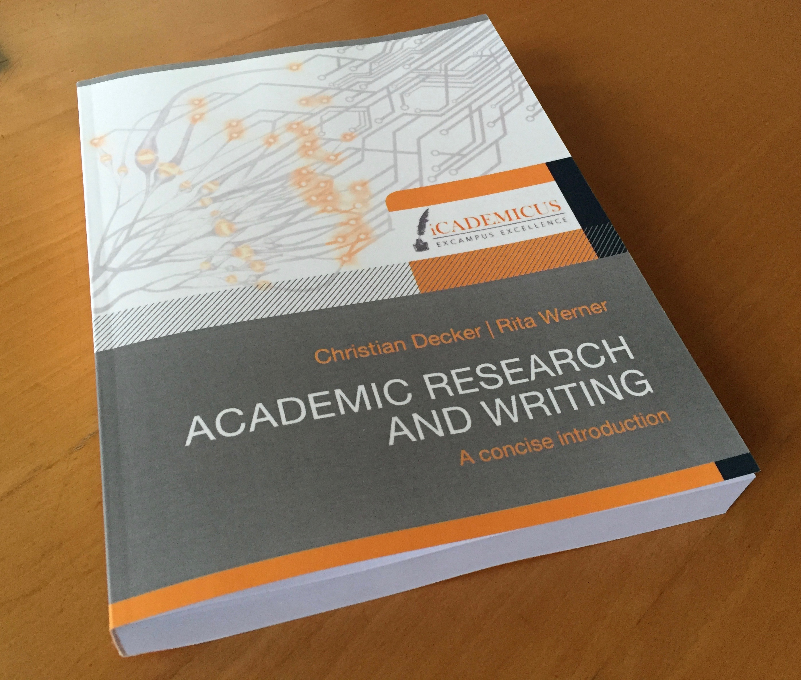 Professional academic writing services: how do we work?